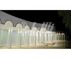 باغ تالار قصر - احمدآباد مستوفی