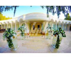باغ تالار قصر ایساتیس